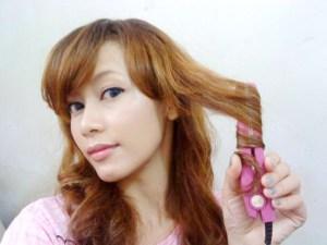 Tips Aman Menggunakan Catokan Rambut