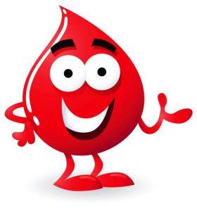 il sangue cartoon
