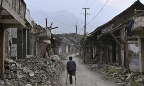 Earthquakes : Suffering vs Evil