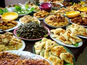 halal food turns to muslim