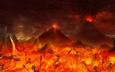 Hell : Eternal Punishment?