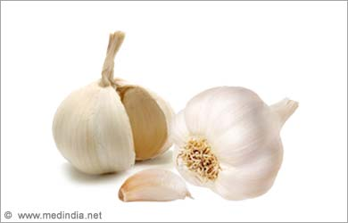 Home Remedies for Intestinal Worms: Garlic