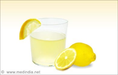 Treatment of Food Poisoning: Lemon Juice