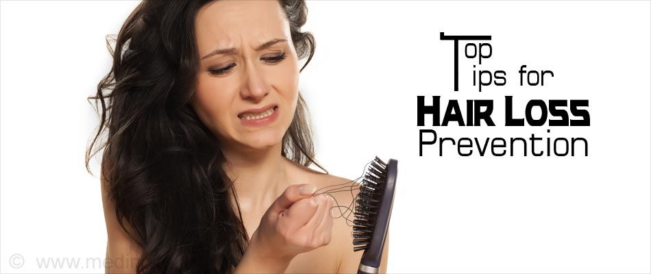 Top Tips For Hair Loss Prevention How To Stop Hair Fall
