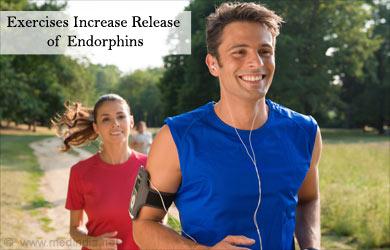 La liberación de endorfinas durante el ejercicio