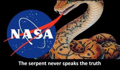 The serpent never speaks the truth meme