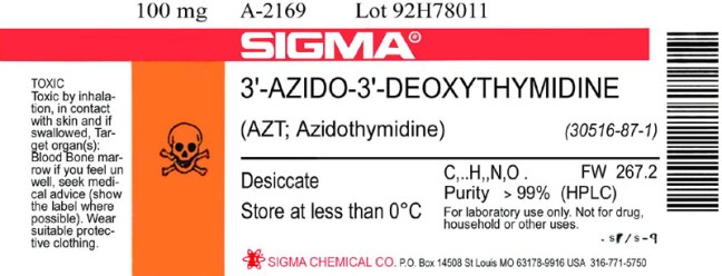 hiv aids hoax fraud Azt label