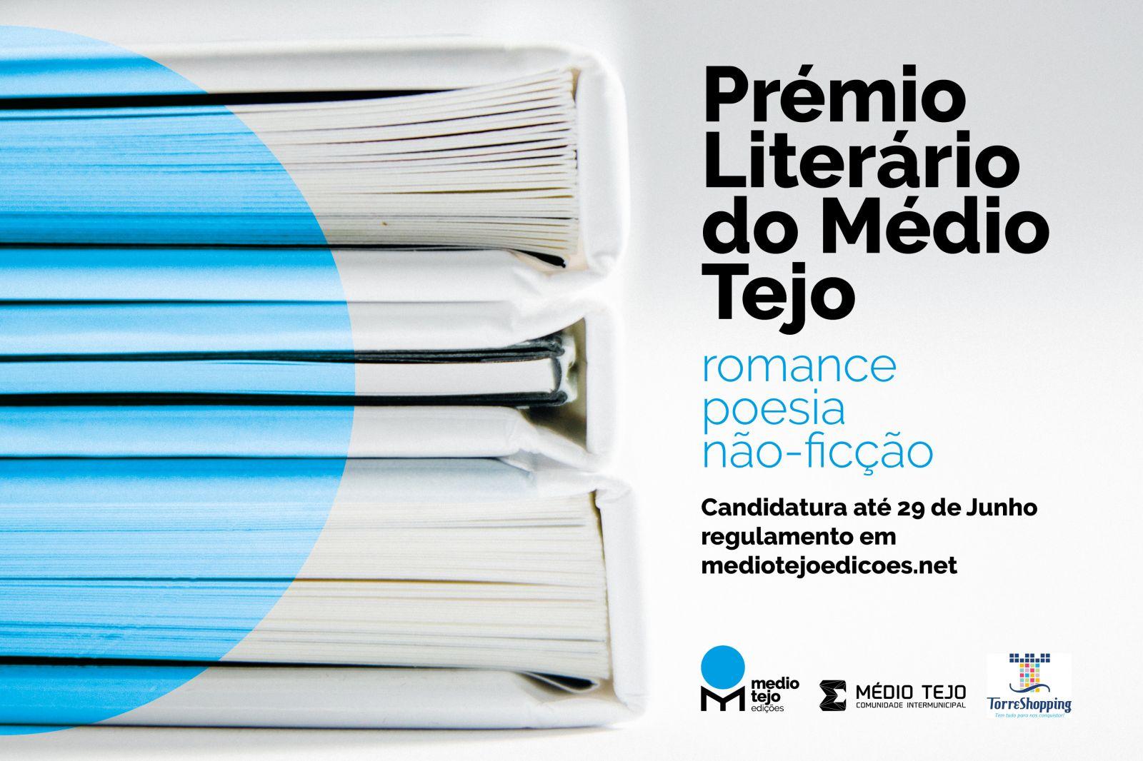 Prémio Literário do Médio Tejo 2018