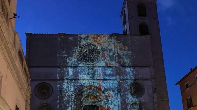 Il Volto sulla città, ha portato a Todi turisti e pellegrini dai luoghi più vari