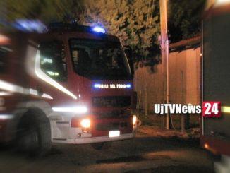 Gualdo Cattaneo, incendio abitazione, muoiono due cani