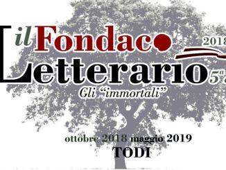 Week end della cultura a Todi Il Fondaco letterario