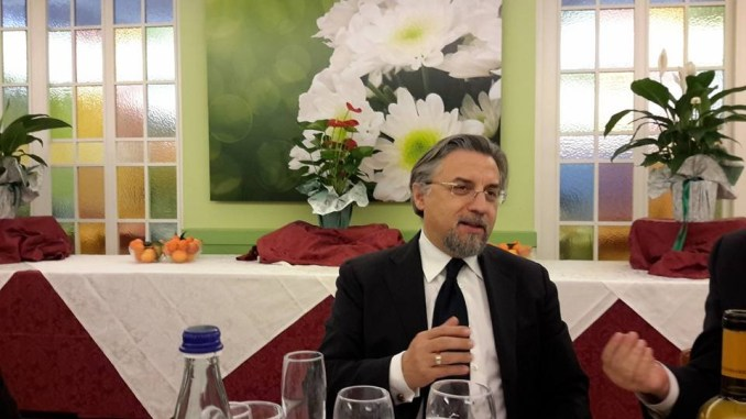 Avvocato Marzio Vaccari, candidato sindaco a Torgiano, presenta squadra