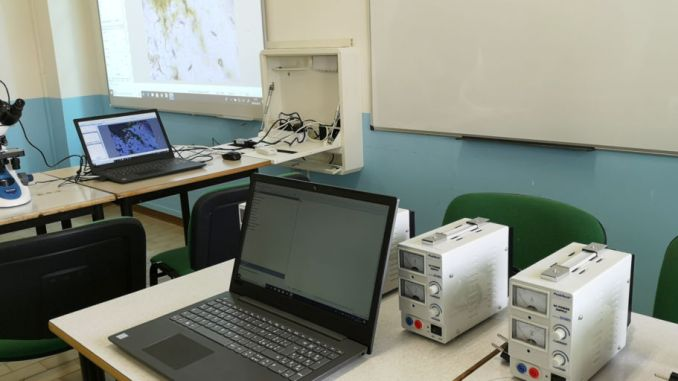 Comune Marsciano, nuovi laboratori all'istituto Salvatorelli-Moneta