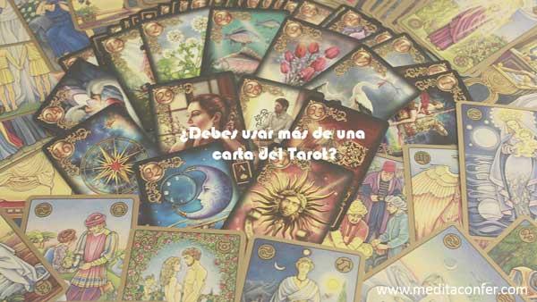 Cartas del Tarot.