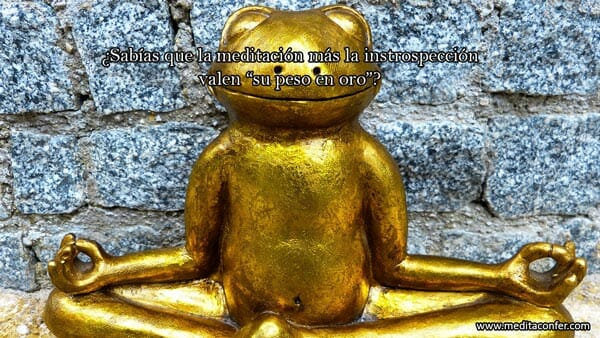 El Autoconocimiento: Conocerse a uno mismo tiene su peso en oro. Conocerse trae relax.