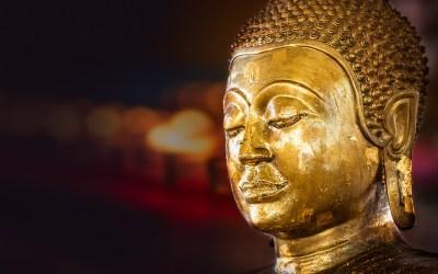Il Dalai Lama parla di Buddha