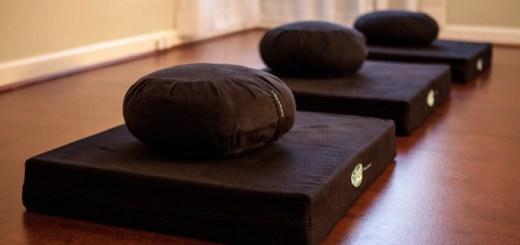 Cuscino per la meditazione (zafu)