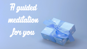 guided meditation gift