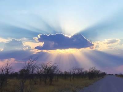 Namibia sky 400x300 - Four Pillars
