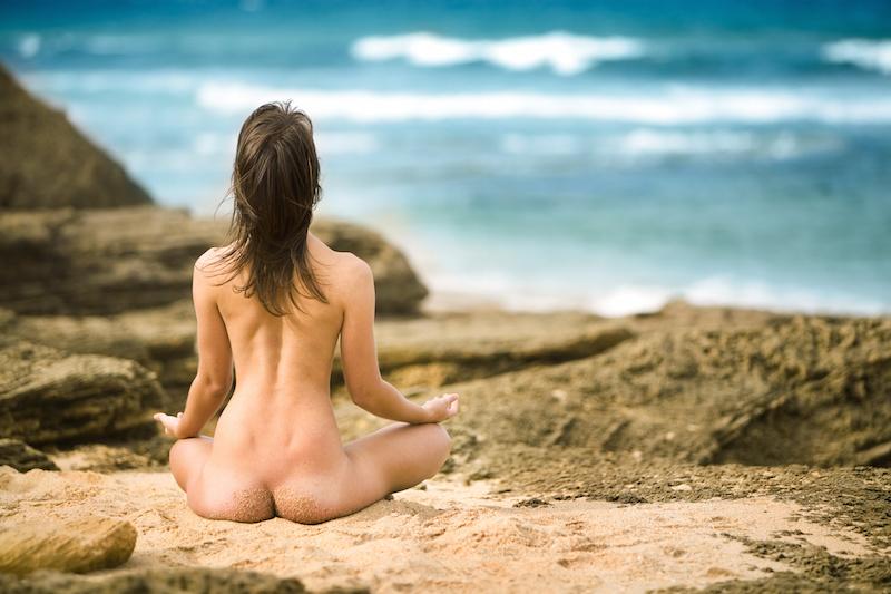 Nude Meditation: The Benefits of Meditating Naked