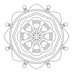 mandala mantra meditation