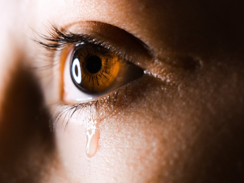 Why Crying During Meditation Is Perfectly Ok
