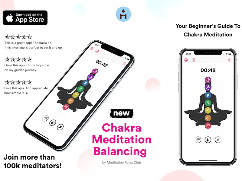 Chakra Meditation Balancing: The Best Meditation Music App