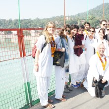 Meditation Teacher Training Rishikesh 2016 – Closing Day