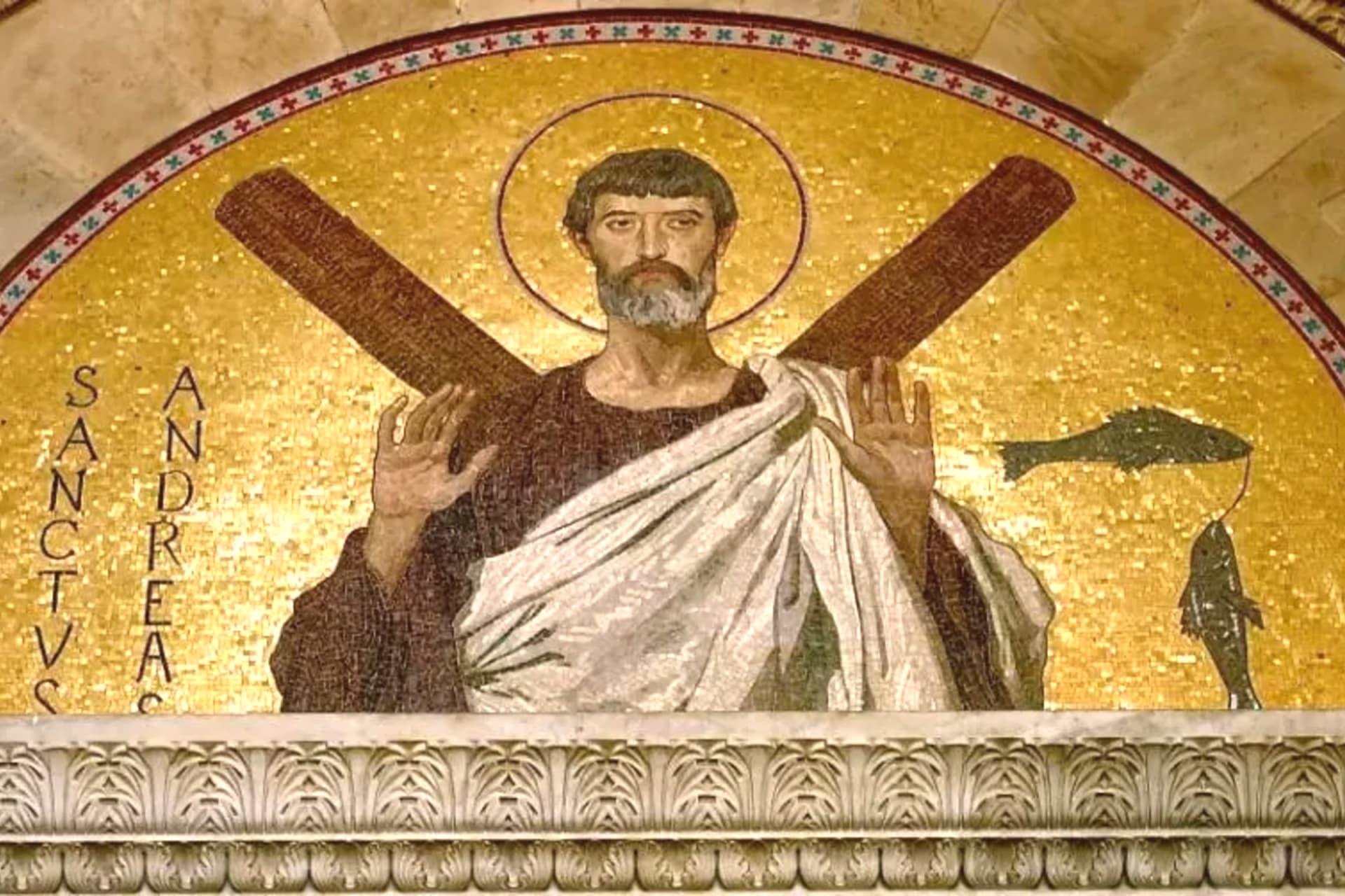 Sant'Andrea e la Rivoluzione Interiore