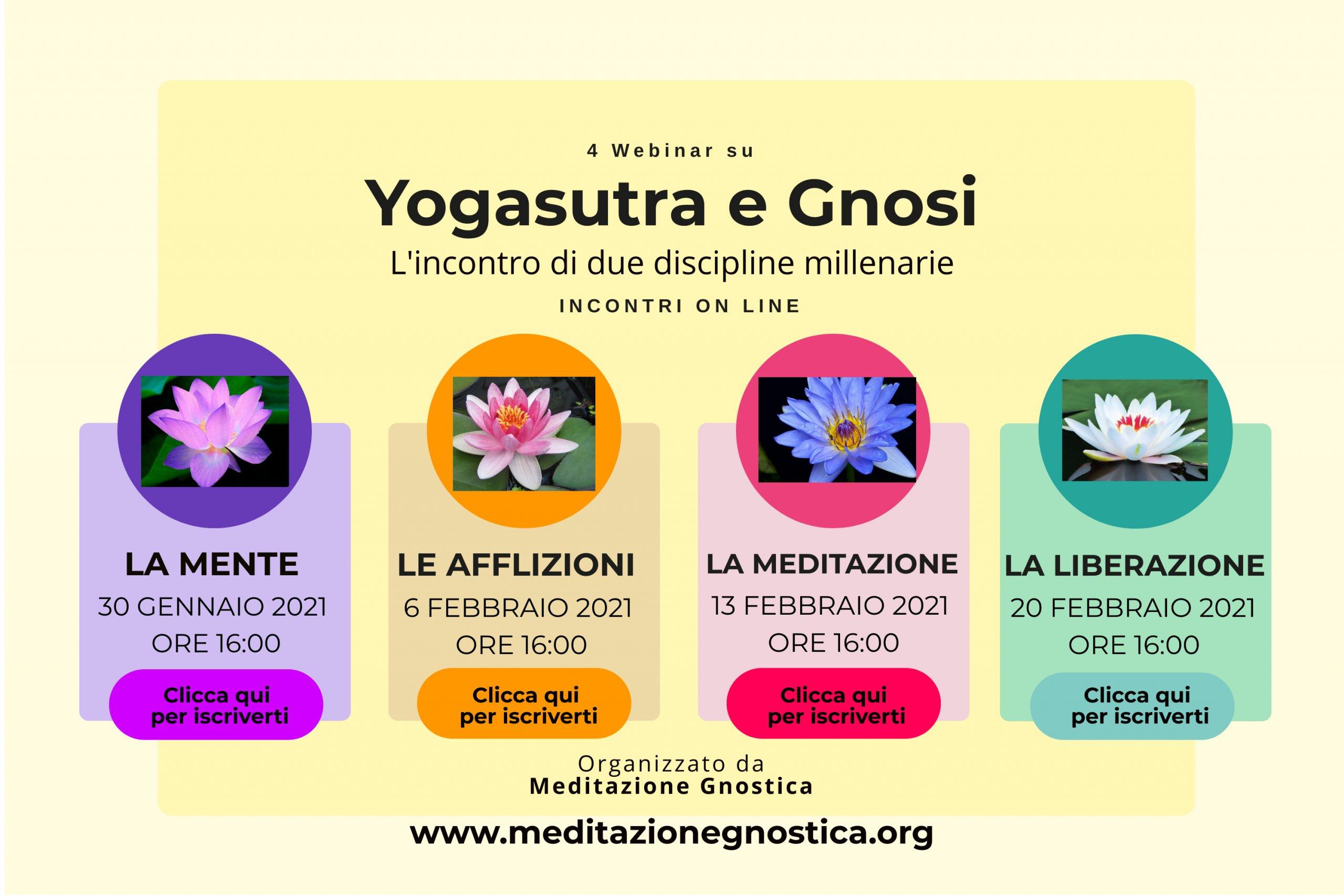 yogasutra e gnosi