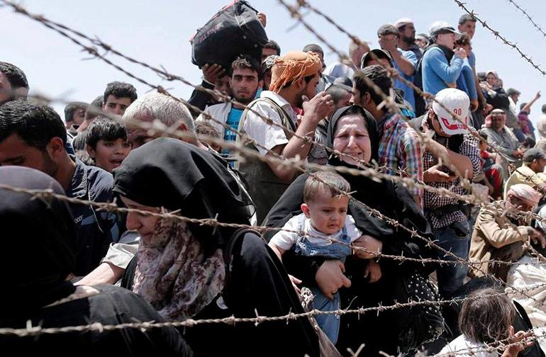 Resultado de imagen de imagenes gratis refugiados