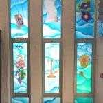 חלונות שבטים לבית כנסת