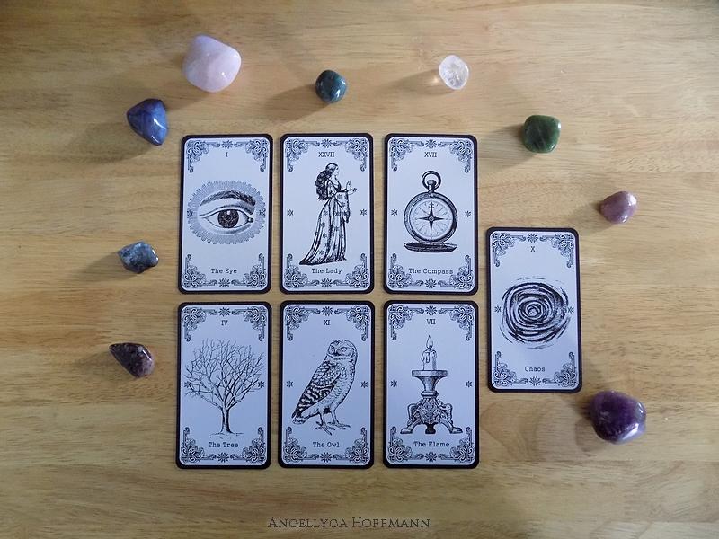 Wychwood Oracle Fortune Cards - 6 - Blog ésotérique Murmures d'automne