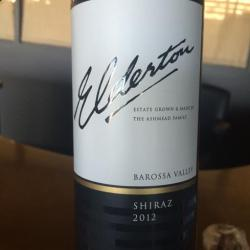 6. Elderton, Estate Shiraz, Barossa Valley 2012, Medium Plus