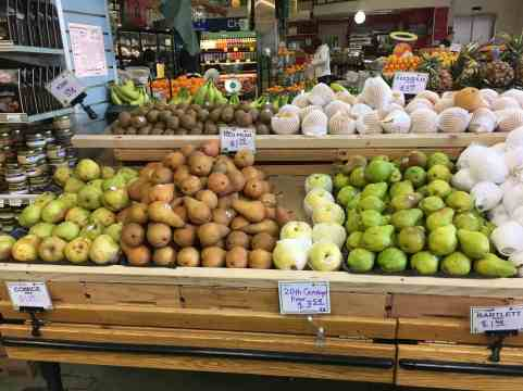 Comice, Hosui, 20th Century Pears