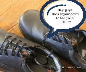 Size 6 Shoes (Boys? Men?)