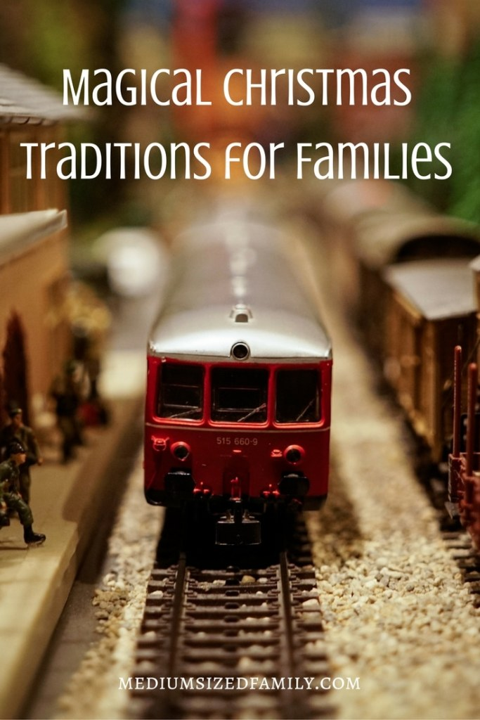 Magical Christmas Traditions Your Family is Sure to Love. Looking for some frugal fun this holiday season? Here's a list of cheap and free ways to have fun this Christmas.