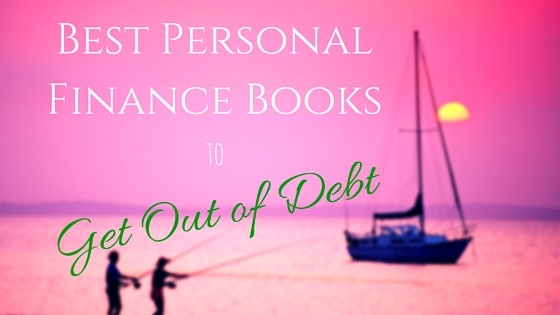 Best Personal Finance Books to Get Out of Debt