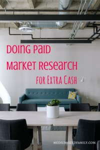 Do Paid Market Research for Extra Cash. This post tells you how to do market research for some extra income.