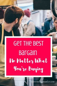 Get the Best Bargain No Matter What You're Buying. Learn how to haggle prices no matter who you buy from.