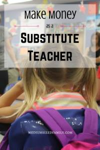 Secure Your Savings: How to Become a Substitute Teacher. Learn how to get started in substitute teaching, what the expectations are, and how much you might get paid.
