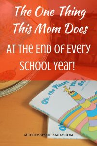 This is such an easy thing to do for a totally awesome end of the school year gift for students! I'm loving this!