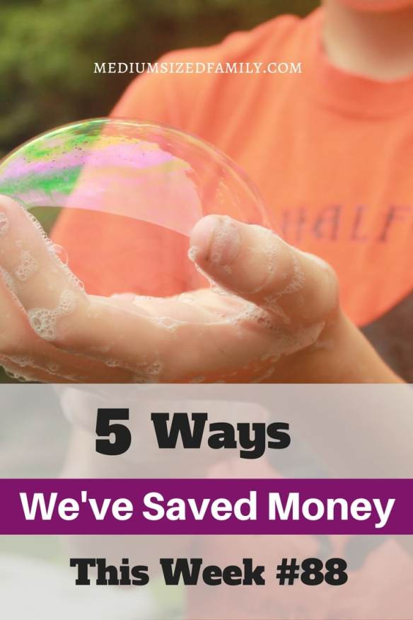 More money saving tips for moms to use, especially when you're on a budget or trying to get out of debt!
