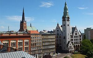 Pomeranian Medical University in Stettin