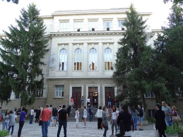 MSA-Universität Medical University Pleven
