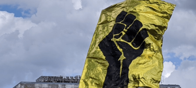 In Solidarity with #BlackLivesMatter and Call for Dismantling Structural Racism in Germany: Public Statement Issued by the Working Group Public Anthropology, German Anthropological Association