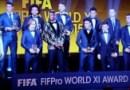Luka Modrić, prvi Hrvat u najboljoj momčadi svijeta