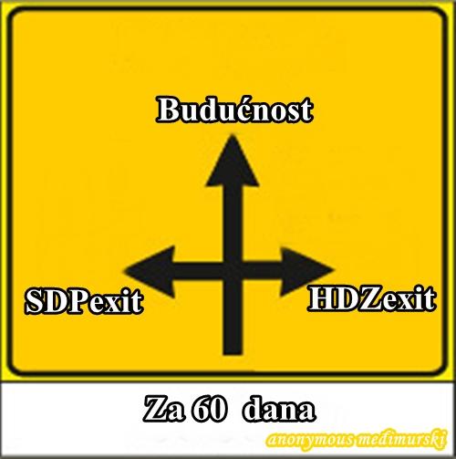 I Hrvatska ima svoj(e) exit(e)