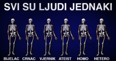 svi ljudi su jednaki