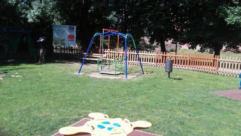 Ljuljačke za djecu s teškoćama u razvoju